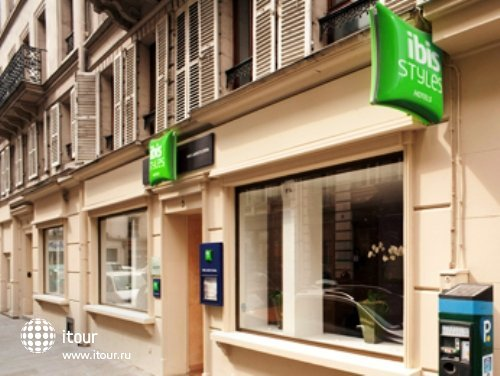 Ibis Styles Paris Lafayette Opera (ex. All Seasons) 1