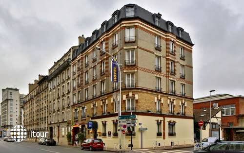Kyriad Paris Porte D'orleans 1