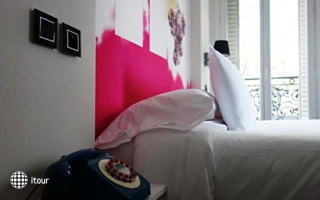 Hotel Des Arts Bastille 4