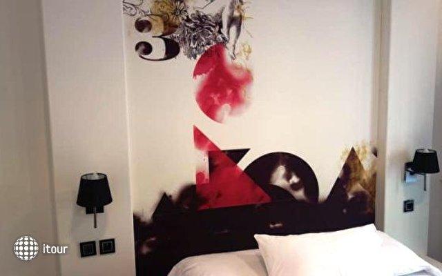Hotel Des Arts Bastille 5