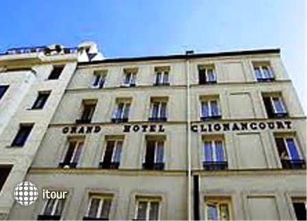 Montmartre Clignancourt 1