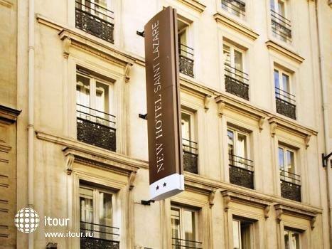 New Hotel Saint Lazare 1