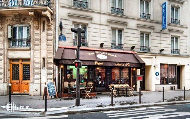 Hotel De Paris Maubeuge 1