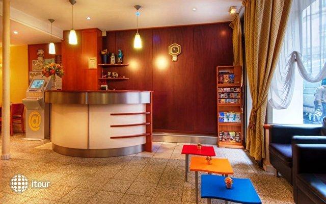 Hotel De Paris Maubeuge 2