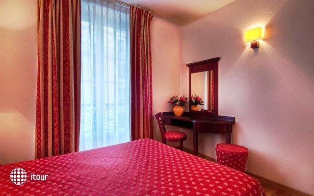 Hotel De Paris Maubeuge 7