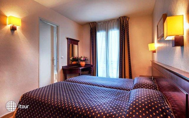 Hotel De Paris Maubeuge 10
