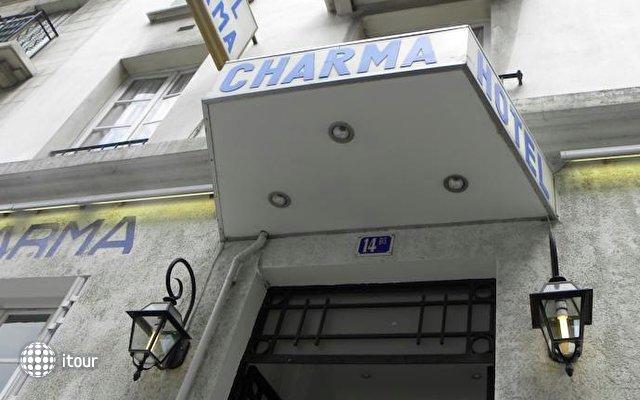 Hôtel Charma 1