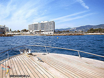Sofitel Cannes Mandelieu Royal Casino 9