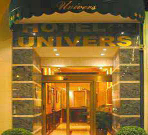 Hotel  Univers 1