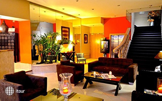 Best Western Hotel De Madrid Nice 1