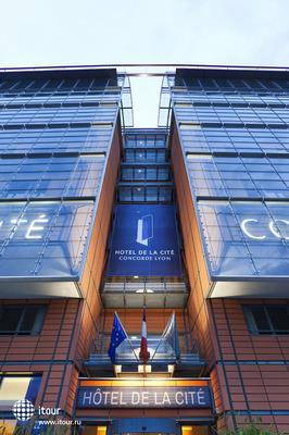 Hotel De La Cite - Concorde Lyon 2