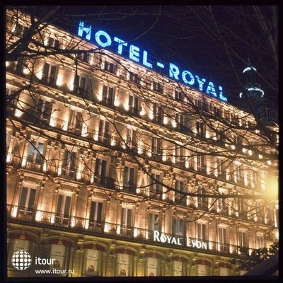 Hotel Le Royal Lyon 2
