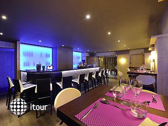 Mercure Chamonix Centre 4