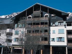 Maeva Residence L'aiguille Apt 3