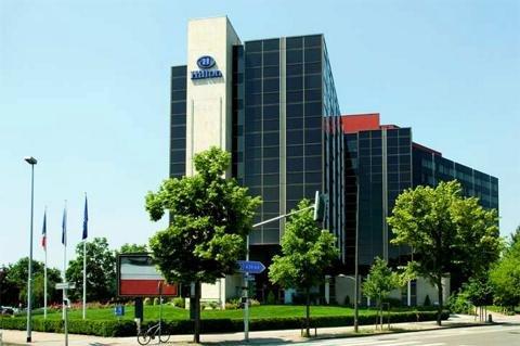 Hilton Strasbourg 1