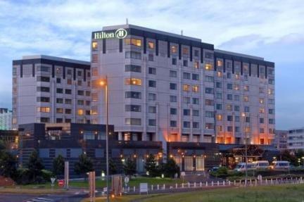 Hilton Paris Charles De Gaulle Airport 1