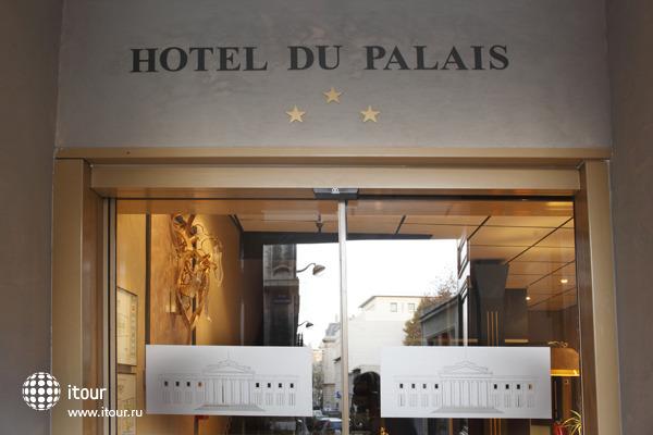 Hotel Du Palais 10