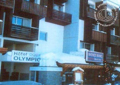 Courchevel Olympic 1