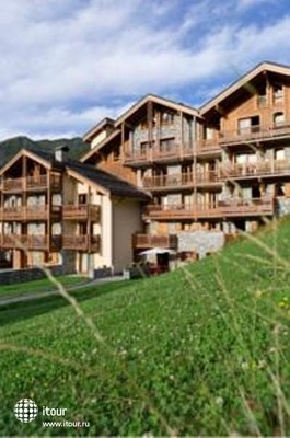 Chalets Du Gypes Residence Cgh Apart 7