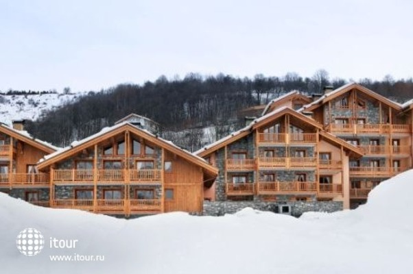 Chalets Du Gypes Residence Cgh Apart 1