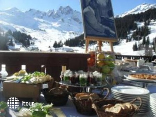 Mercure Courchevel 7