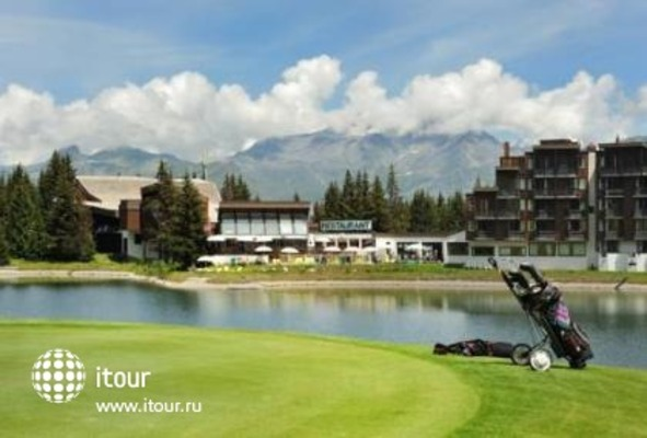 Mercure Courchevel 9