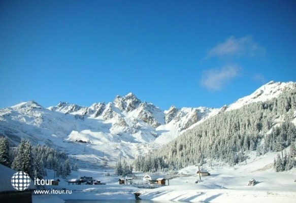 Mercure Courchevel 10