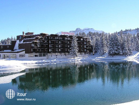 Mercure Courchevel 1