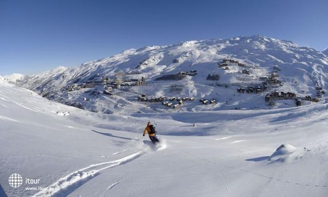 Le Chalet Du Mont Vallon Spa Resort 4