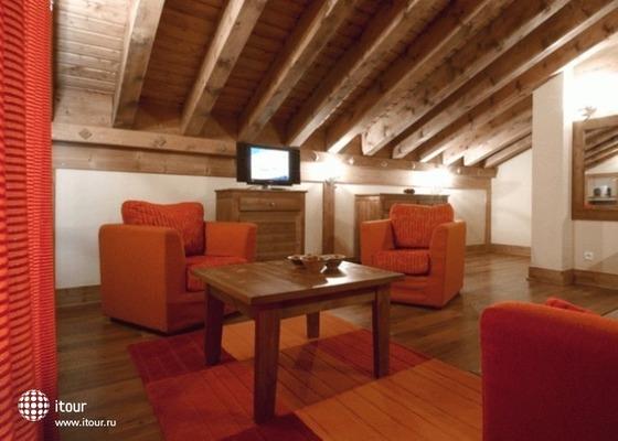 Le Chalet Du Mont Vallon Spa Resort 3