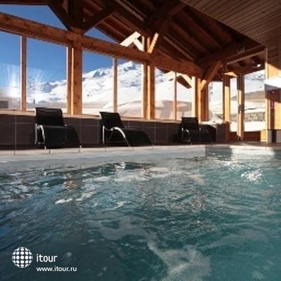 Le Chalet Du Mont Vallon Spa Resort 2