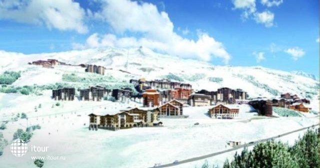 Le Chalet Du Mont Vallon Spa Resort 10