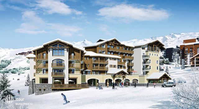 Le Chalet Du Mont Vallon Spa Resort 1