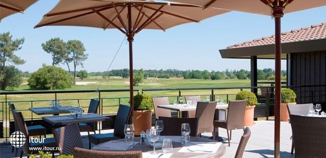 Golf Du Medoc Hotel Et Spa 1
