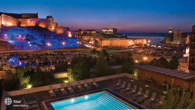 Hotel Radisson Blu Marseille Vieux Port 1