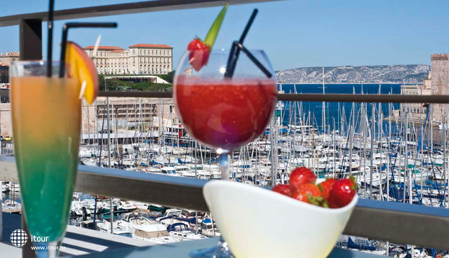 Hotel Radisson Blu Marseille Vieux Port 2