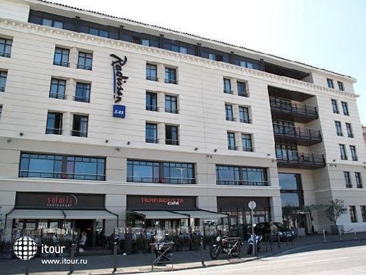 Hotel Radisson Blu Marseille Vieux Port 9