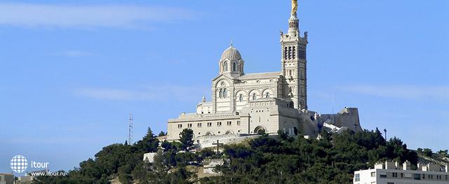 Aparthotel Adagio Access Marseille Prado 4