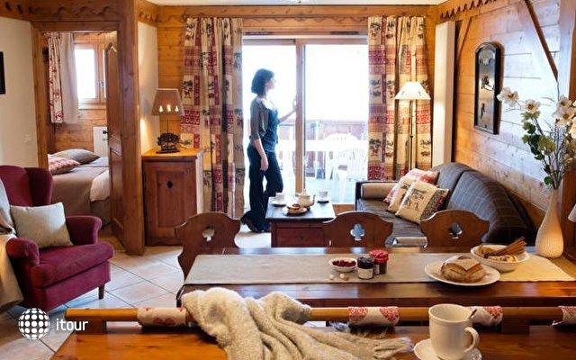 Residence Les Fermes De Meribel 5