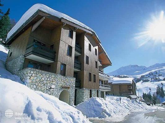 Plagne Lauze Residence Maeva 1