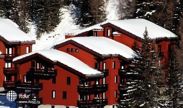 Plagne Lauze Residence Maeva 7