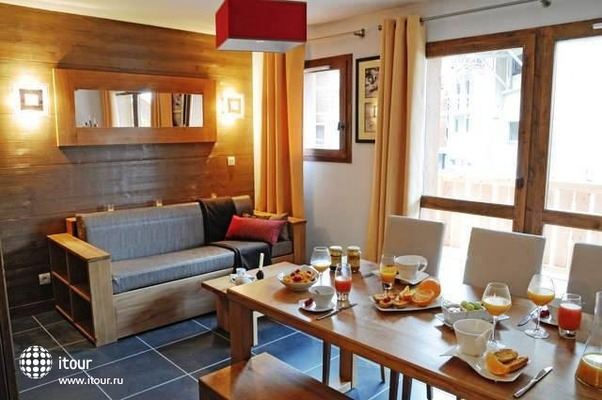 Residence Les Chalets Edelweiss 5