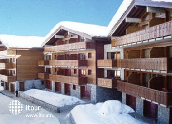 Residence Les Chalets Edelweiss 1
