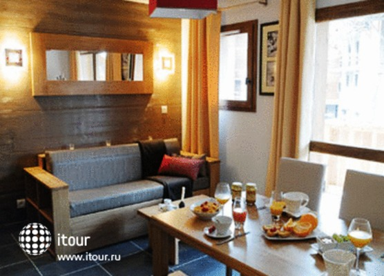 Residence Les Chalets Edelweiss 9
