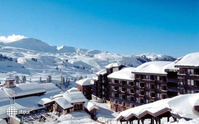 Residence Cassiopee Belle Plagne 5