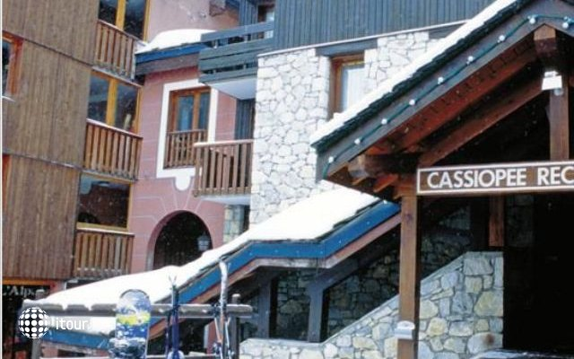 Residence Cassiopee Belle Plagne 8