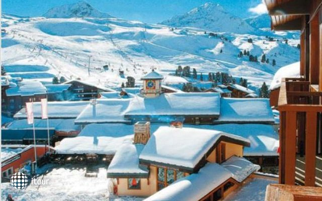 Residence Cassiopee Belle Plagne 9