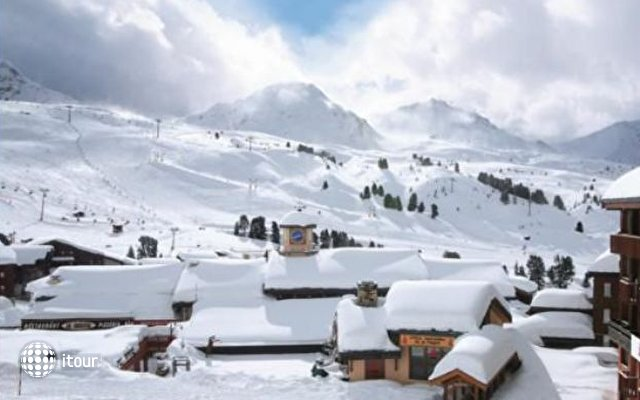 Residence Cassiopee Belle Plagne 10