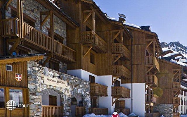 Residence Chalet Montagnettes Cimes 9