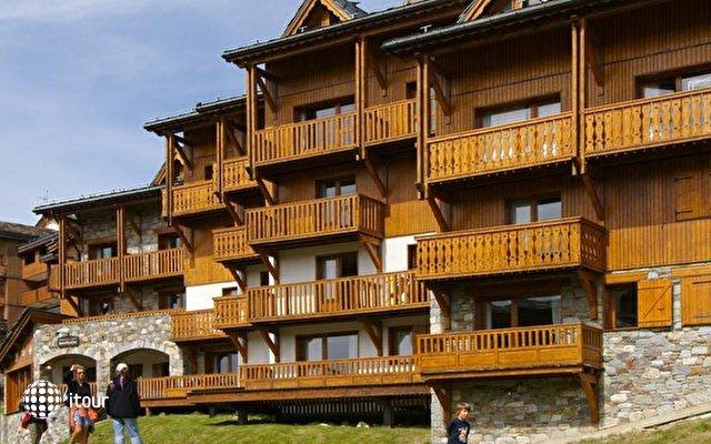 Residence Chalet Montagnettes Cimes 10